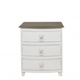 Occa Maison Mona Side Table White
