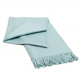 Elvang Classic Throw Mint Green