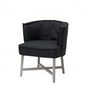 Eichholtz Liberty Chair Black