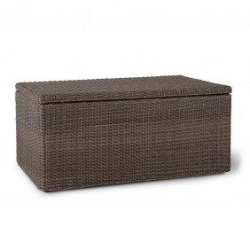 Garden Trading Chilgrove Storage Box/Coffee Table PE Rattan
